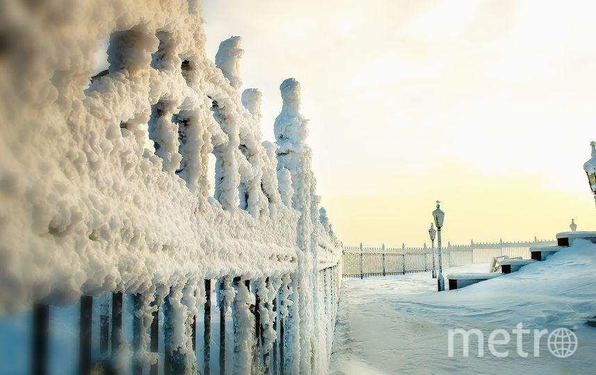 В Россию придут аномальные морозы. Фото Pixabay.com