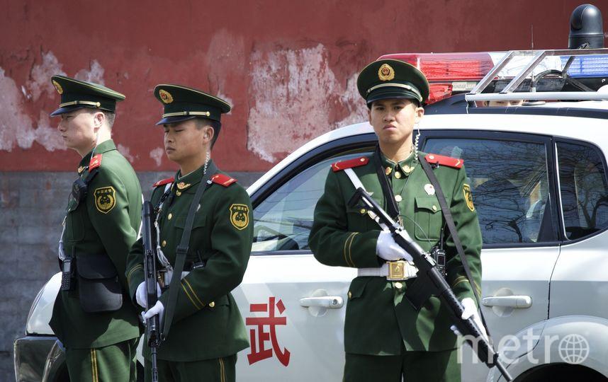 Напавший на детей в Пекине мужчина бил их молотком. Фото Pixabay.com