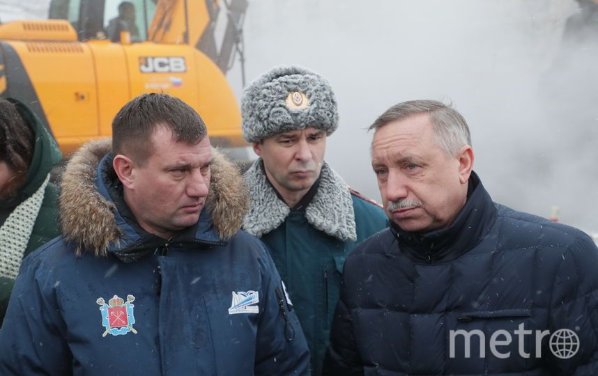 "Александр Беглов. Фото https://www.gov.spb.ru/, ""Metro"""