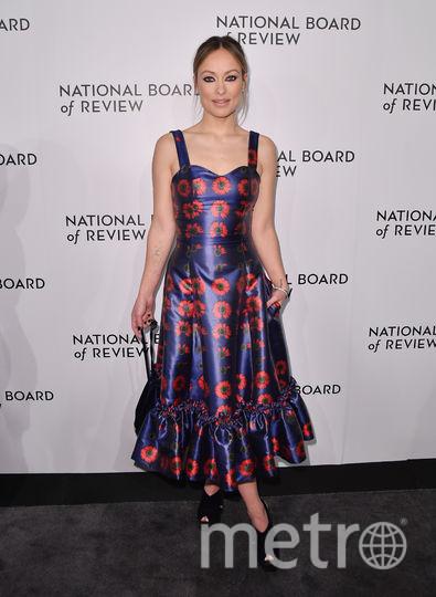Актриса Оливия Уайлд. Фото AFP