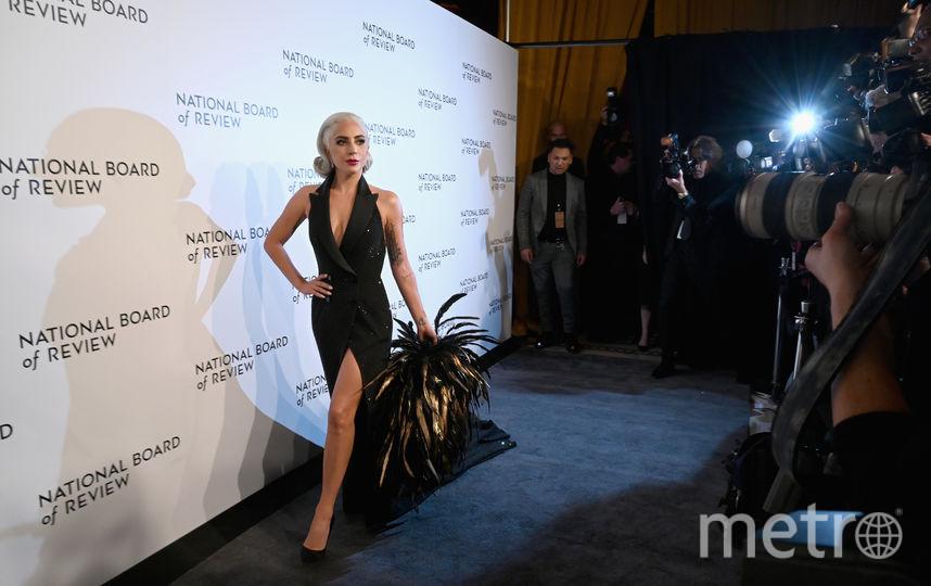 Леди Гага. Фото AFP