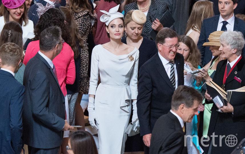 Анджелина Джоли. Архив. Фото Getty
