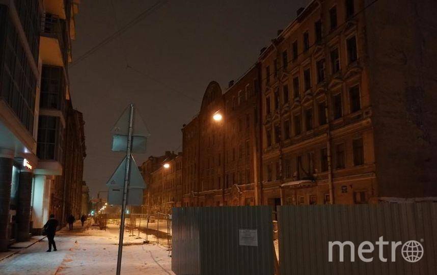 """Дома на Тележной улице. Фото """"Синяя лента"""""""
