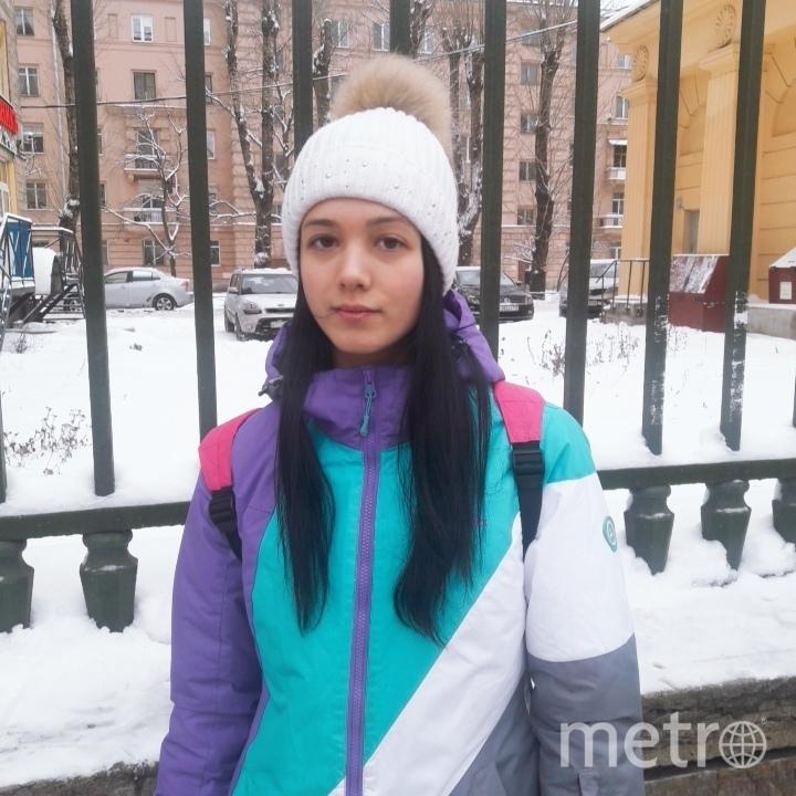 """Ксения, 22 года, стюардесса. Фото """"Metro"""""""