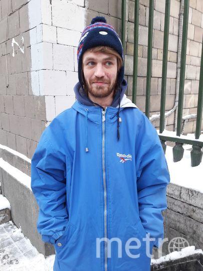 """Иван, 31 год, кладовщик. Фото """"Metro"""""""