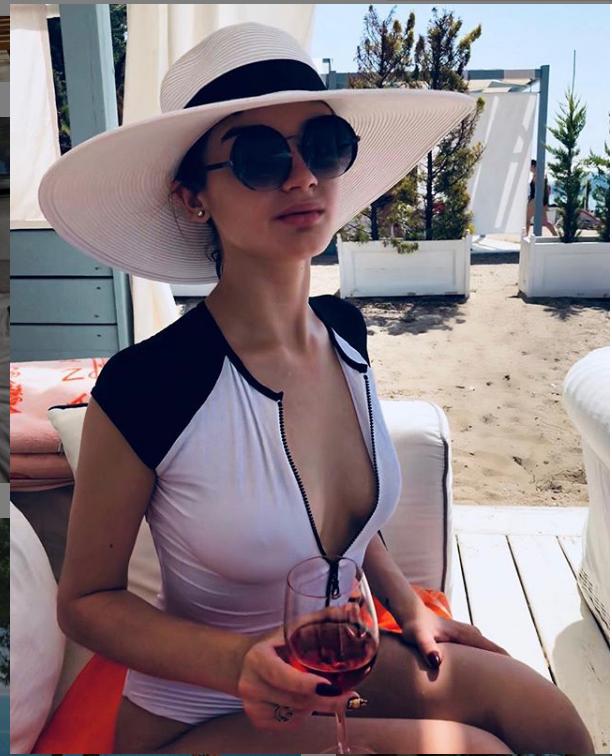 Александра Морозова. Фото instagram.com/alexandrawinter