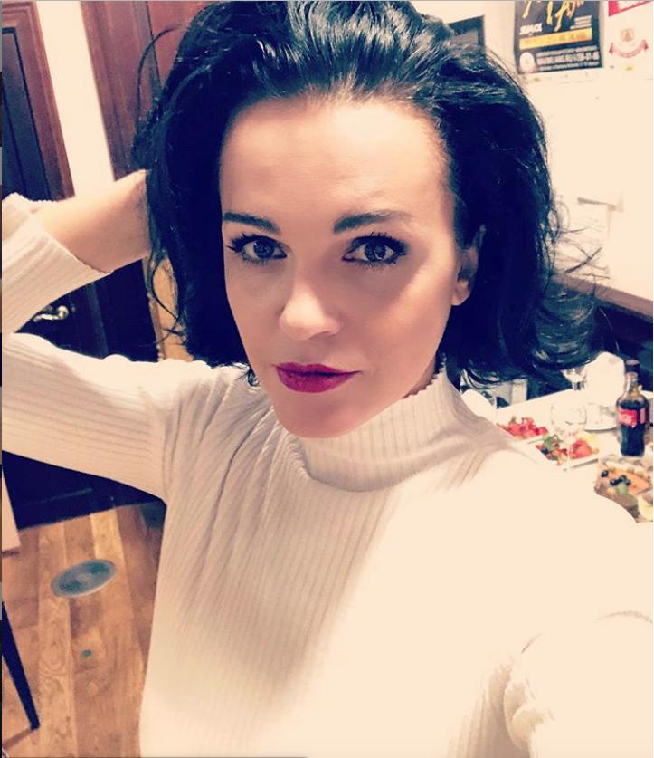 Певица Слава. Фото instagram.com/nastya_slava