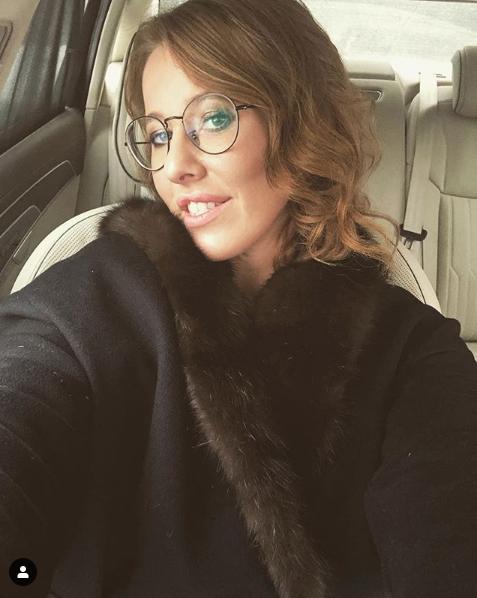 Скриншот instagram.com/xenia_sobchak.