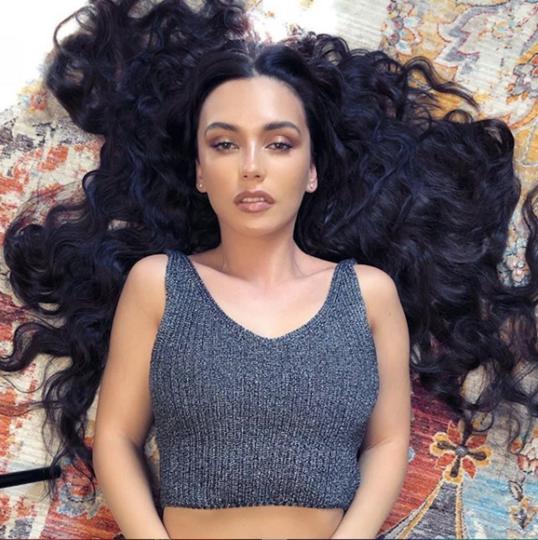 Ольга Серябкина. Фото Скриншот Instagram/serebro_official