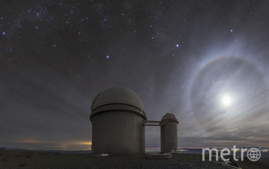 Это второй повторяющийся сигнал, обнаруженный астрономами. Фото Getty