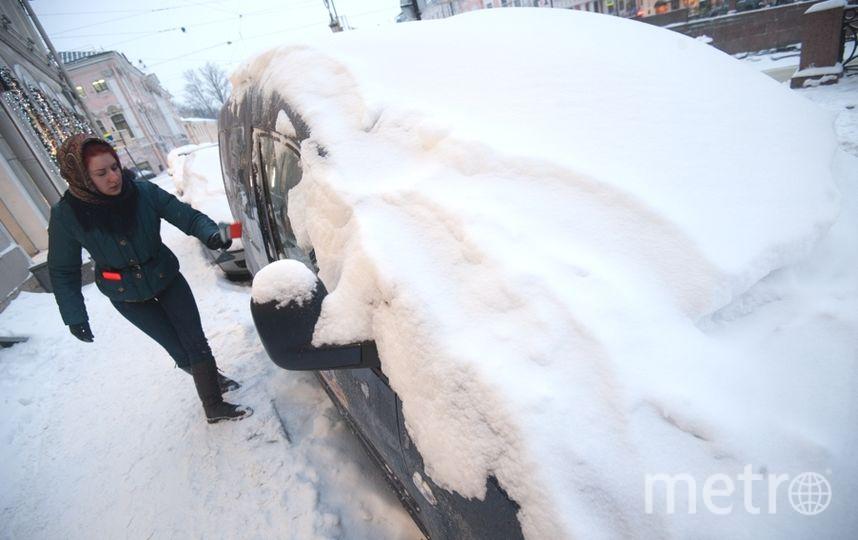 """Снегоуборочные машины работают круглосуточно с 10 января. Фото архив, """"Metro"""""""
