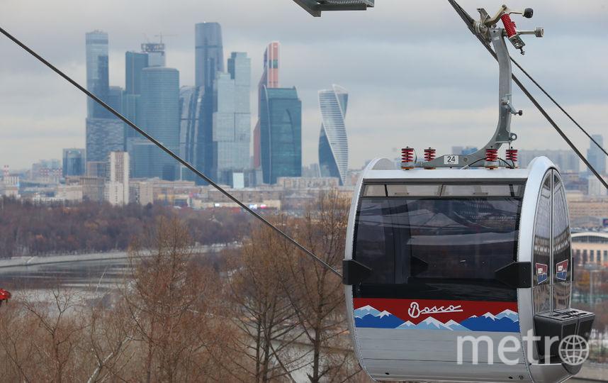Москва-Сити. Фото Василий Кузьмичёнок