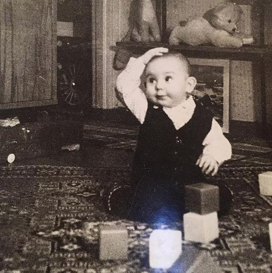 Андрей Малахов в детстве. Фото Скриншот Youtube
