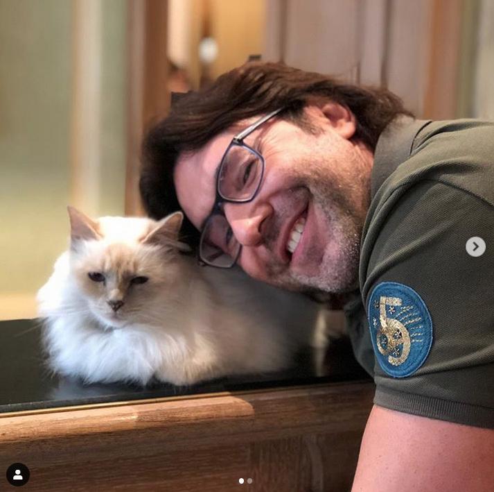 Андрей Малахов сейчас. Фото Скриншот Instagram: @malakhov007