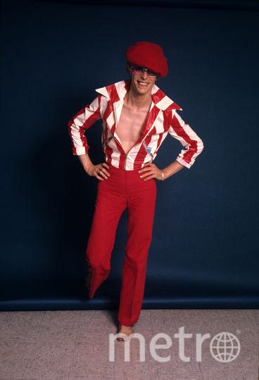 Дэвид Боуи, фотосессия 1974 года. Фото предоставлено организаторами выставки.