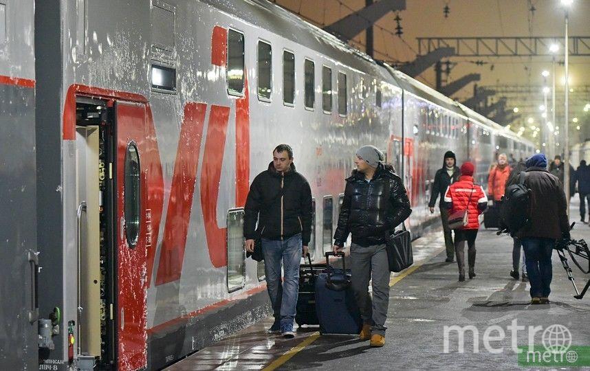 С 20 января начнётся продажа невозвратных билетов на поезда дальнего следования. Фото Василий Кузьмичёнок
