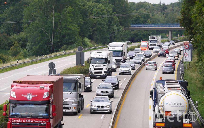 В Москве с 14 января изменится график передвижения грузовиков. Фото pixabay