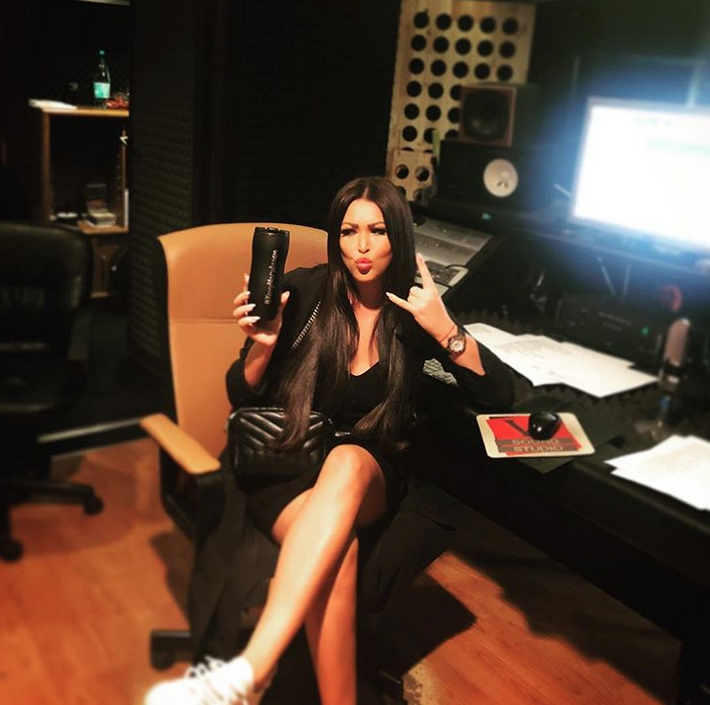 Ирина Дубцова. Фото Скриншот Instagram: @dubtsova_official