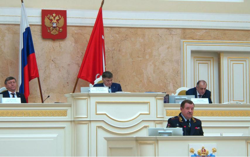 """Сергей Умнов в ЗакСе. Фото """"Metro"""""""