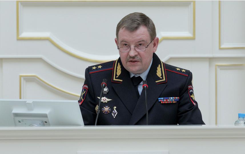 Сергей Умнов в ЗакСе. Фото assembly.spb.ru