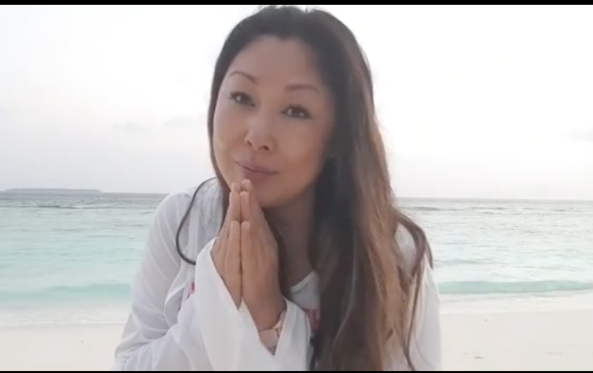 Анита Цой в январе 2019-го отправилась на Мальдивы. Фото instagram.com/anitatsoy