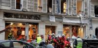 Взрыв в Париже: фото, видео, первые данные о пострадавших