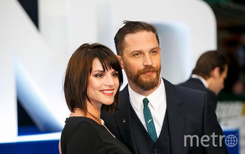 Том Харди и Шарлотта Райли. Фото Getty