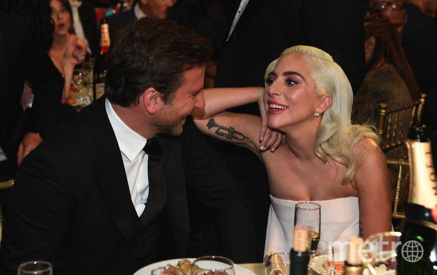 Critics' Choice Awards-2019. Леди Гага и Брэдли Купер. Фото Getty