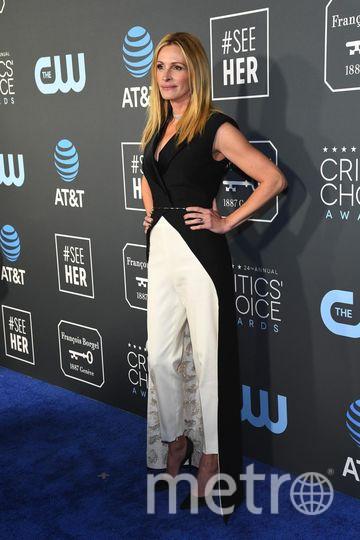 Critics' Choice Awards-2019. Джулия Робертс. Фото Getty