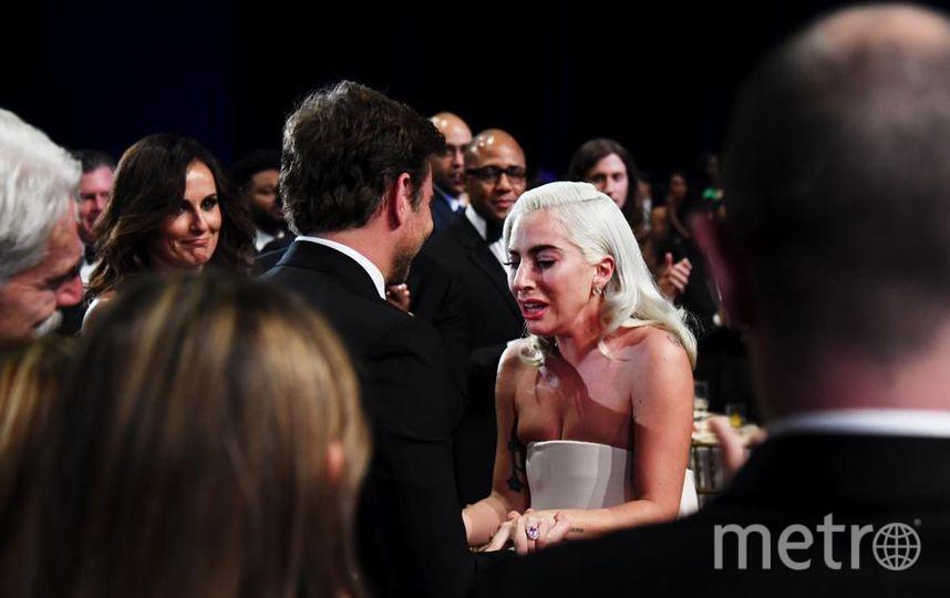 Critics' Choice Awards-2019. Леди Гага. Фото Getty