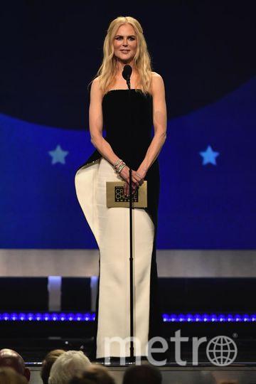Critics' Choice Awards-2019. Николь Кидман. Фото Getty