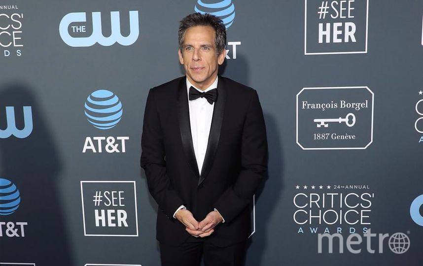 Critics' Choice Awards-2019. Бен Стиллер. Фото Getty