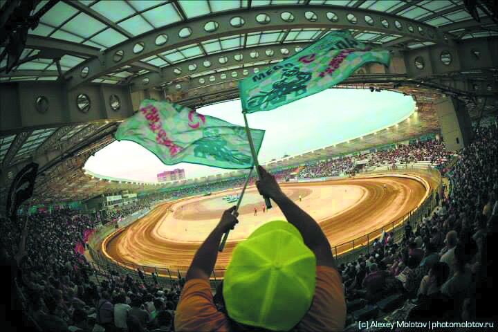 Стадион в Тольятти ждёт чемпионов. Фото Алексей Молотов, vk.com