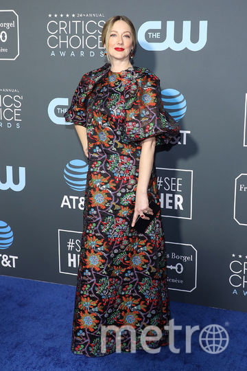 Critics' Choice Awards-2019. Джуди Грир. Фото Getty