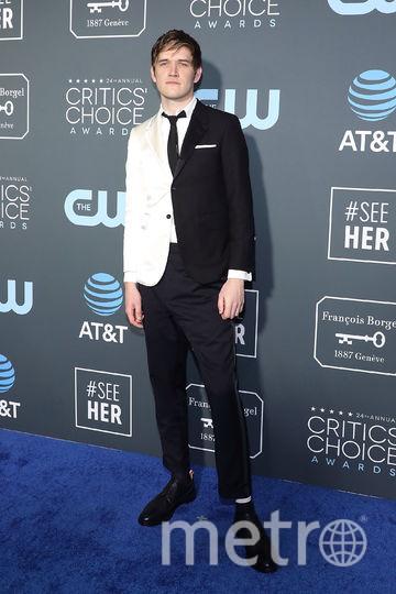 Critics' Choice Awards-2019. Бо Бёрнэм. Фото Getty