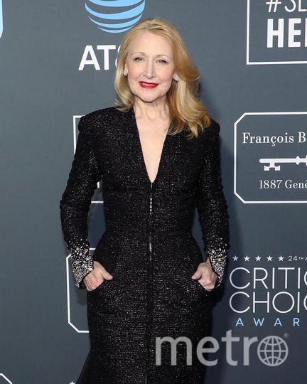 Critics' Choice Awards-2019. Эмилия Кларксон. Фото Getty