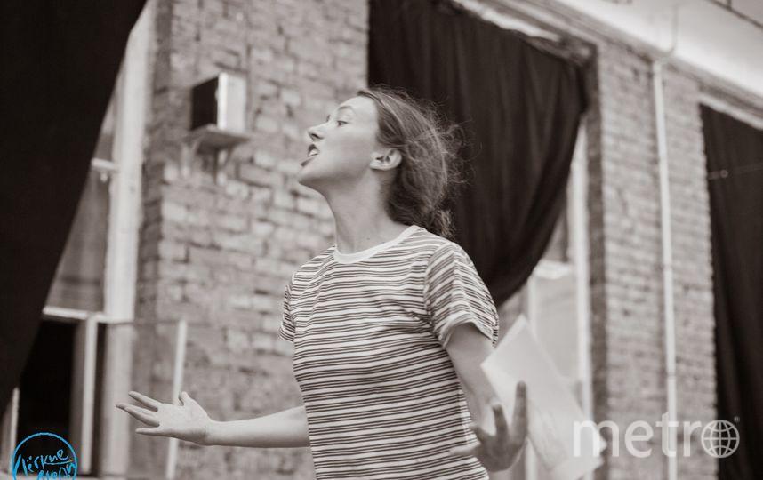 """Сценическая речь для начинающих. Фото Архив: Школа актерского мастерства """"Легкие люди""""., """"Metro"""""""