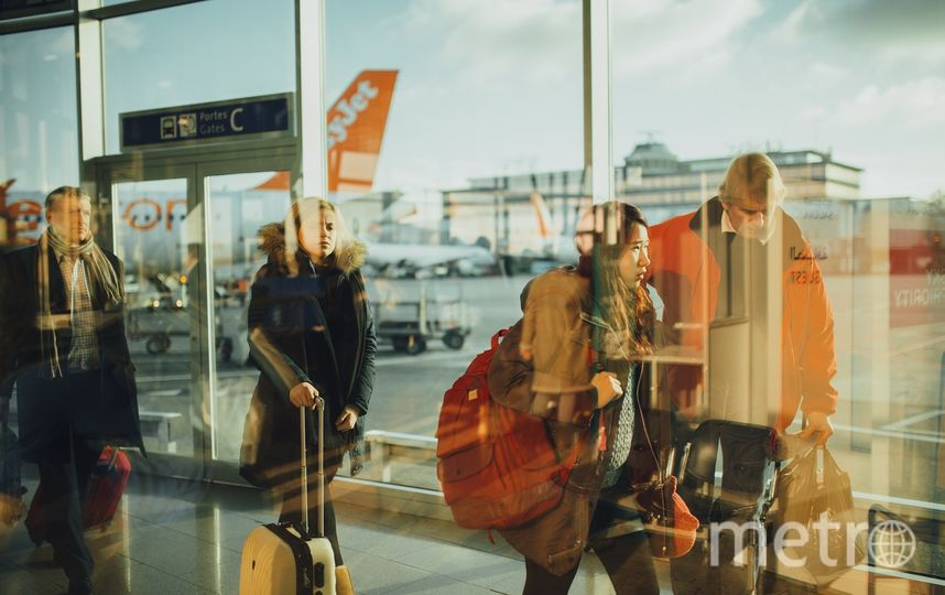 Необычный полёт по маршруту Менорка – Бирмингем пережила семья Тэйлор. Фото Pixabay