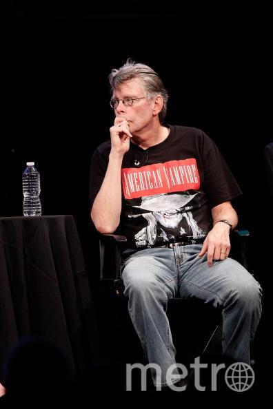 Стивен Кинг. Фото Getty