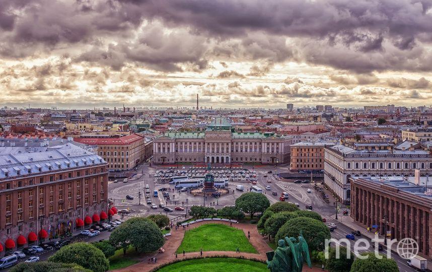 Солнце светило в Петербурге в декабре менее полутора часов. Фото Pixabay.com