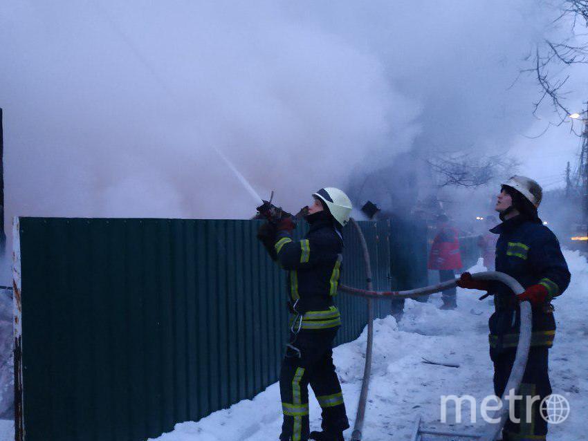 В результате происшествия никто не пострадал. Фото dsns.gov.ua