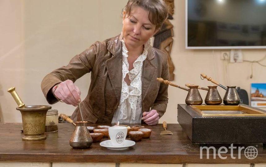 """Чтобы погадать на кофейной гуще, нужно включить воображение. Фото Алена Бобрович, """"Metro"""""""
