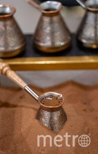 """Из одной турки объемом 200 мл получается 4 кофейные чашки густого кофе. Фото Алена Бобрович, """"Metro"""""""