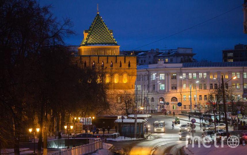 Нижний Новгород. Фото Getty