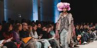 Голые и яркие: В Берлине модный показ произвёл фурор