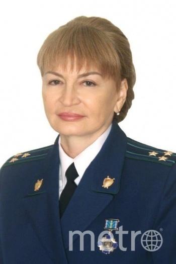 "Ольга Аришина. Фото прокуратура, ""Metro"""
