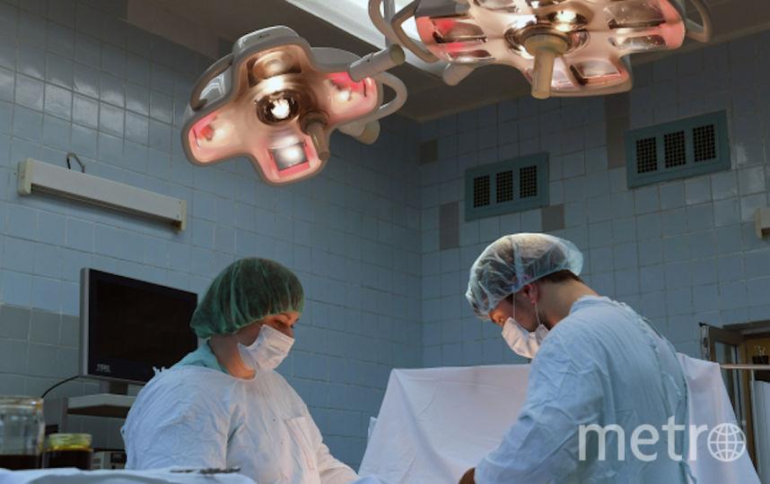 В Москве также растёт доступность как стационарной, так и специализированной медицинской помощи. Фото РИА Новости