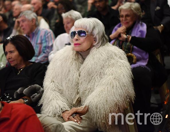 Кэрол Ченнинг – легенда бродвейского театра. Фото Getty