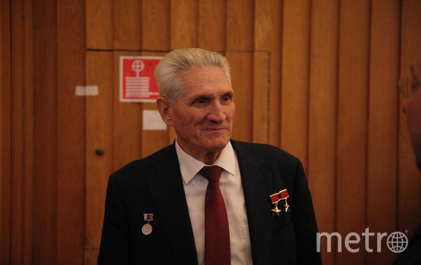 """Борис Волынов. Фото Игорь Генералов, """"Metro"""""""