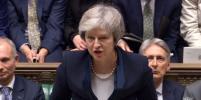 Британский парламент отклонил предложение Терезы Мэй по выходу из Евросоюза